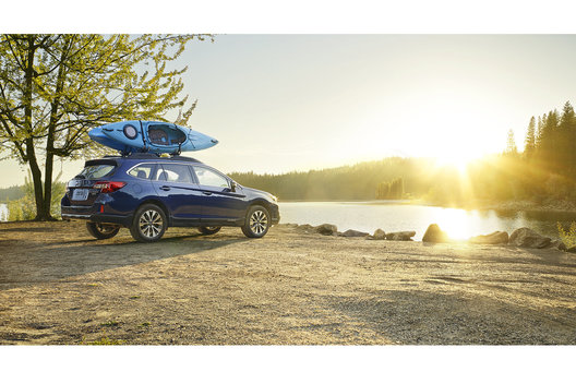 Subaru / Outback / Brian Konoske Photography / The Designory