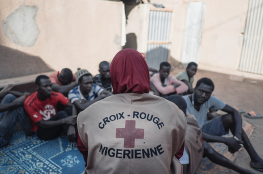 MIGRANTS, NIGER
