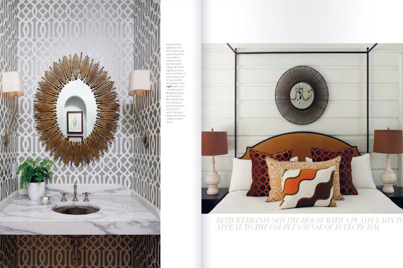 Photography by Mali Azima for Atlanta Homes & Lifestyles October 2013 Issue