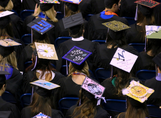 University Of Florida Graduation - Gainesville, Florida
