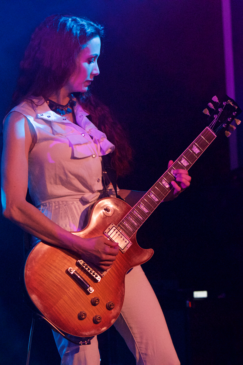Zepparella The Cutting Room New York, NY September 13, 2019  DerekBrad.com