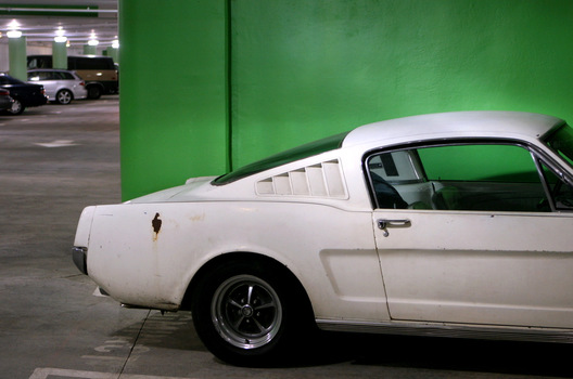 1960's Mustang - San Francisco, California