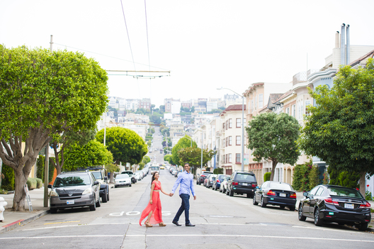As a Top San Francisco Wedding Photographer, I love being able to capture my couples love stories on camera.  I have been a full-time photographer since 2008, having moved to San Francisco in early 2013 I soon became acquainted within the city as well as the bay area wedding market.  All these years later, I have made a good name for myself serving only select clients annually in order to offer the best service possible.  I love to meet couples for the first time, and start by getting to know them during their engagement session.  It is a great time for us to get acquainted so when the wedding day arrives, it is like we are all old friends which makes for a fun, smooth wedding day.  One of the many reasons I love being a Top San Francisco Wedding Photographer.