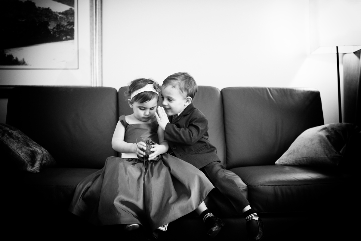 Chiara and David Wedding