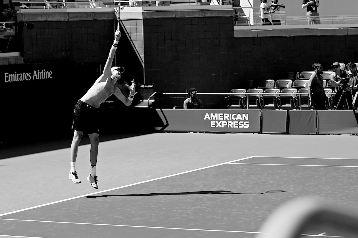 US Open Practices Billie Jean King Tennis Center Flushing Meadows, NY August 24, 2019  DerekBrad.com