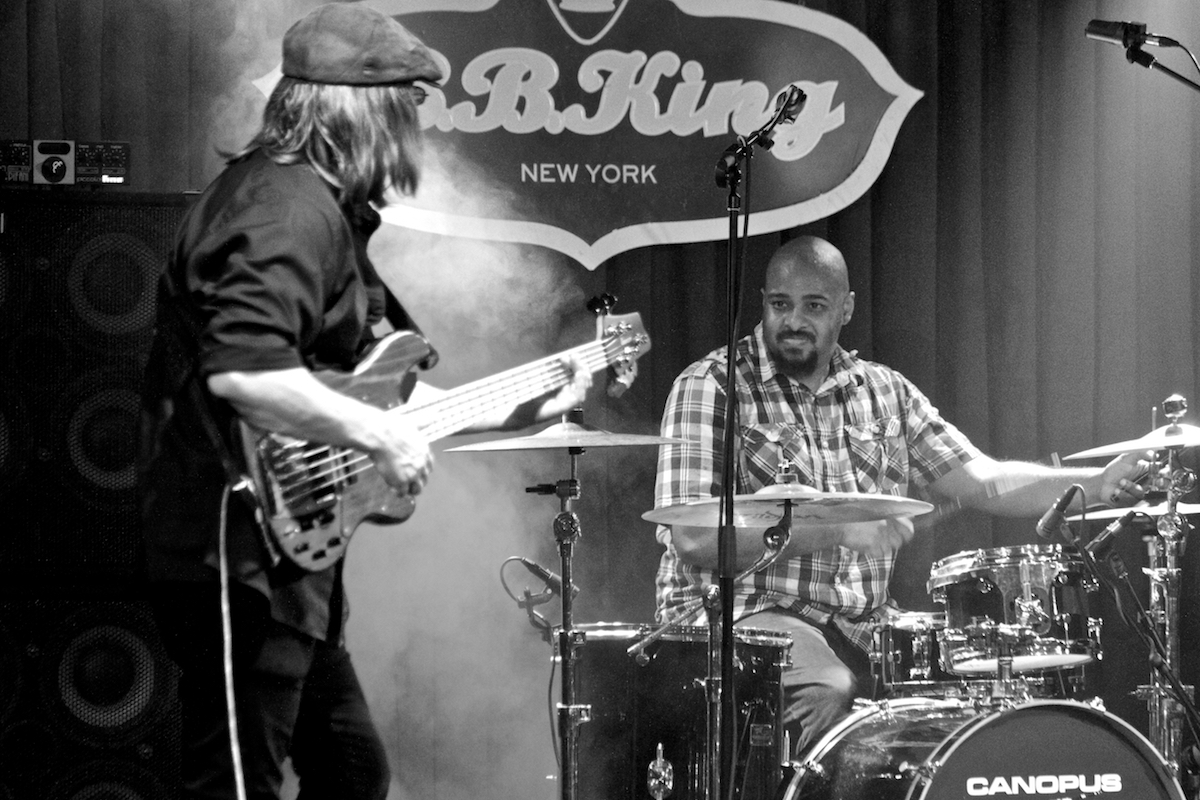 B. B. Kings New York, NY June 15, 2014  DerekBrad.com