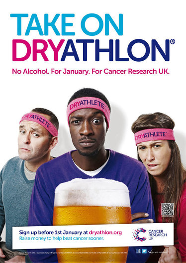Dryathlon campaign, agency Killer Creative