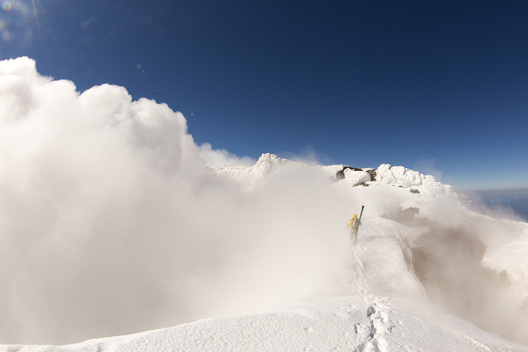 Brody Leven,Lakes District, Chile