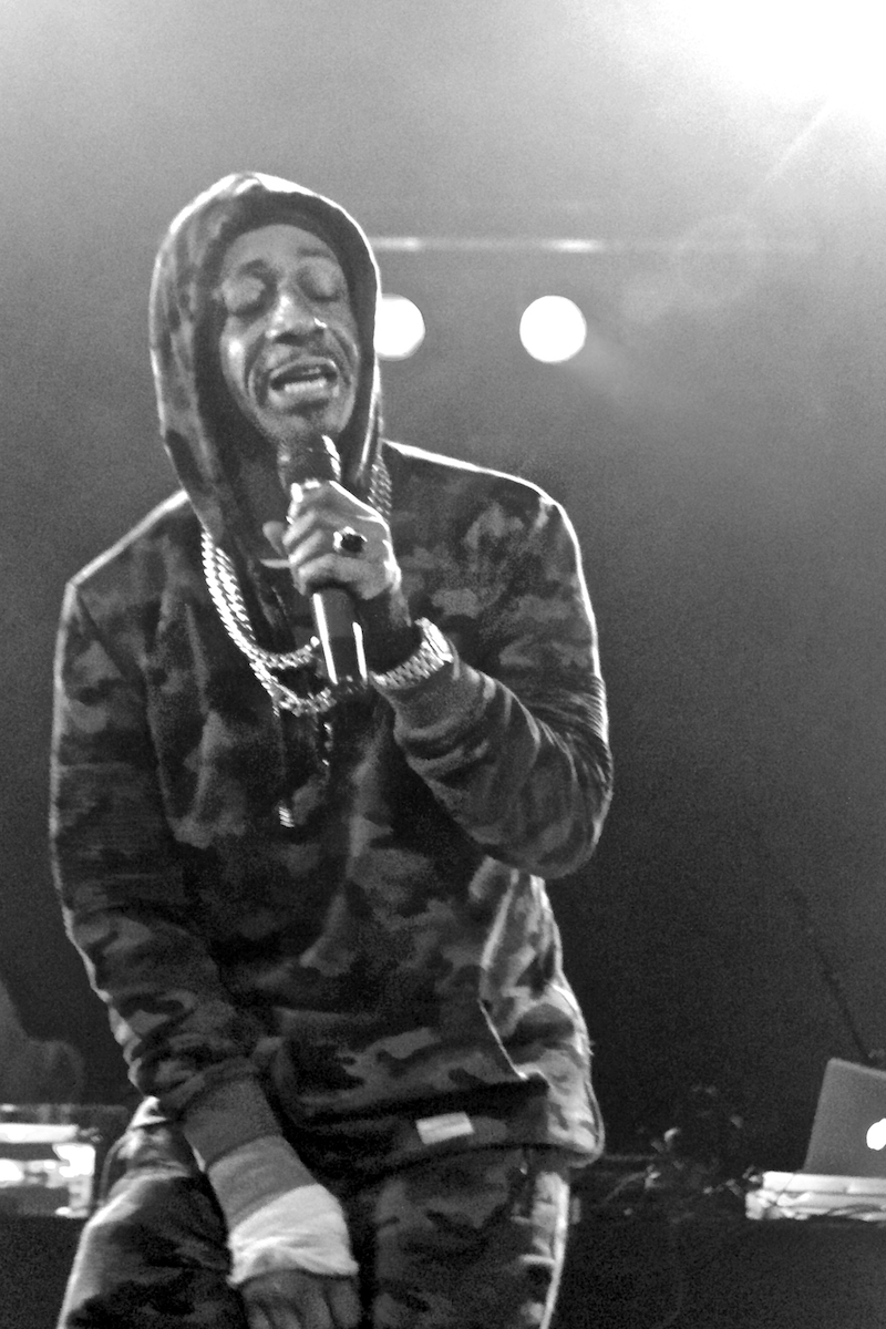 Top Shotta Concert Trocadero Theatre Philadelphia, Pa March 6, 2016  DerekBrad.com