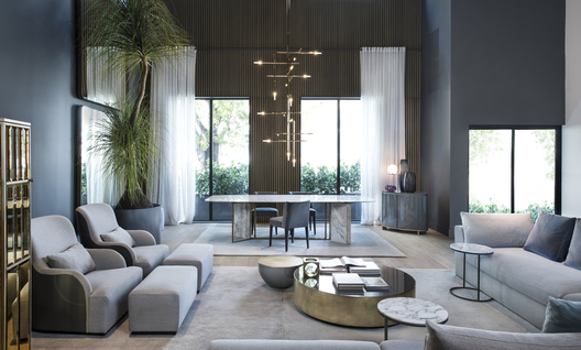 Meridiani Miami Showroom, Wynwood.