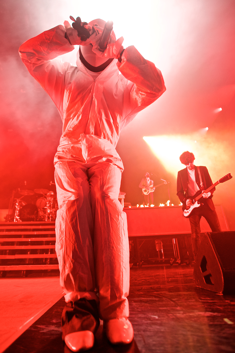 Cage The Elephant BB&T Pavilion Camden, NJ August 21, 2019  DerekBrad.com