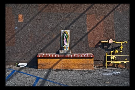 urban altar, Wilmington