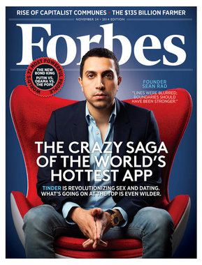 Tinder for Forbes