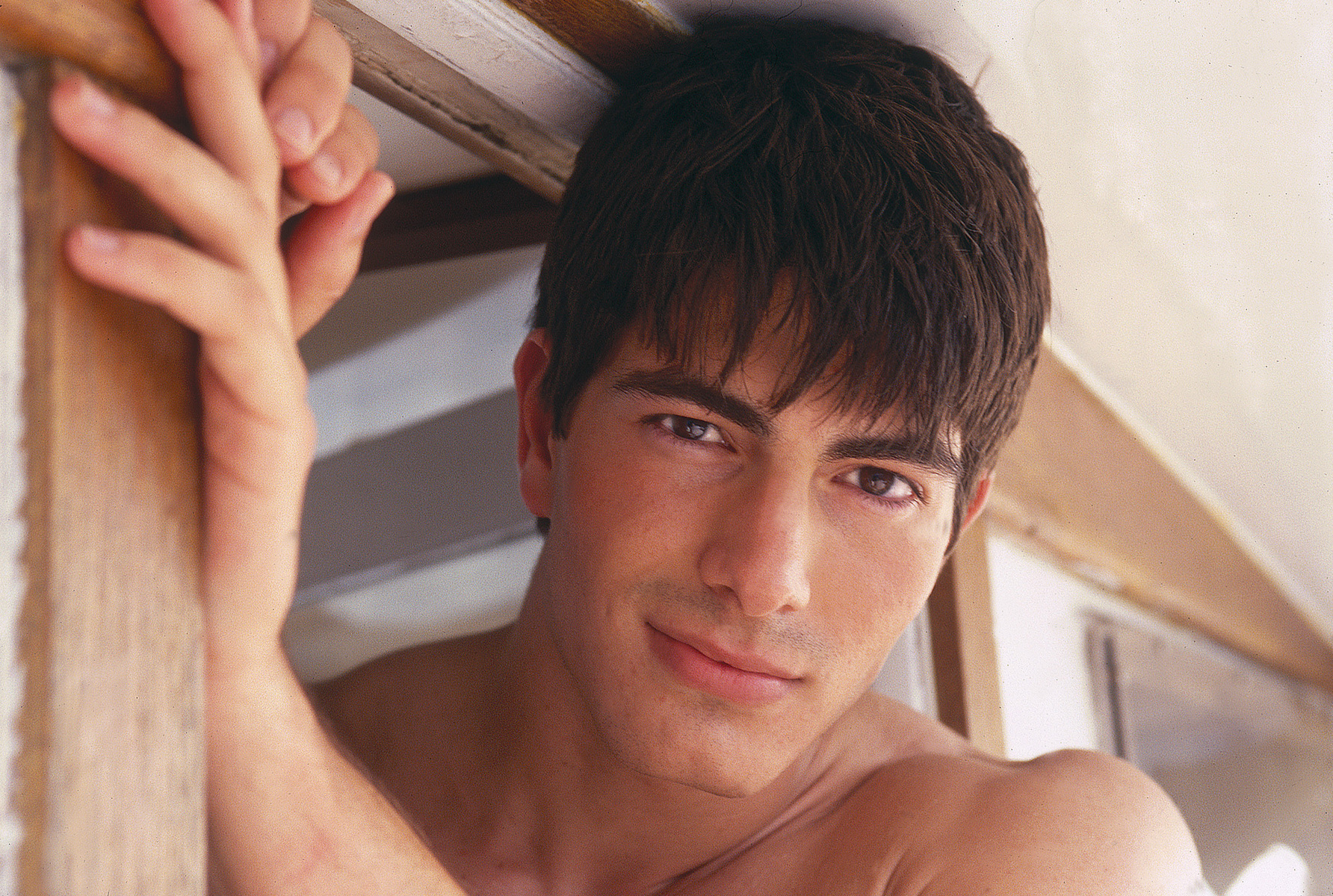 This photo is for personal use only and cannot appear in print or on line for any reason. It is the property of Soaps In Depth magazine and cannot appear in print/on line without written consent of the magazines editor in chief. 