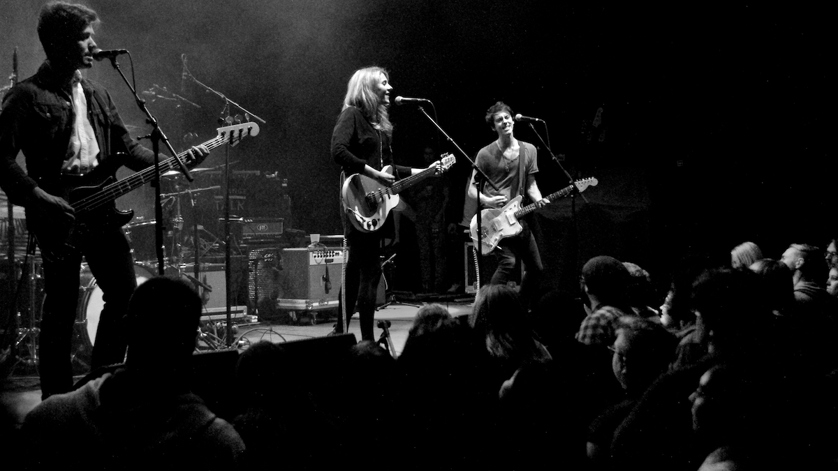 Union Transfer Philadelphia, PA April 8, 2014  DerekBrad.com