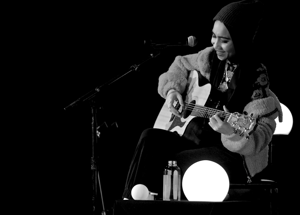 Yuna An Acoustic Evening with Yuna City Winery Philadelphia, Pa January 24, 2020  DerekBrad.com