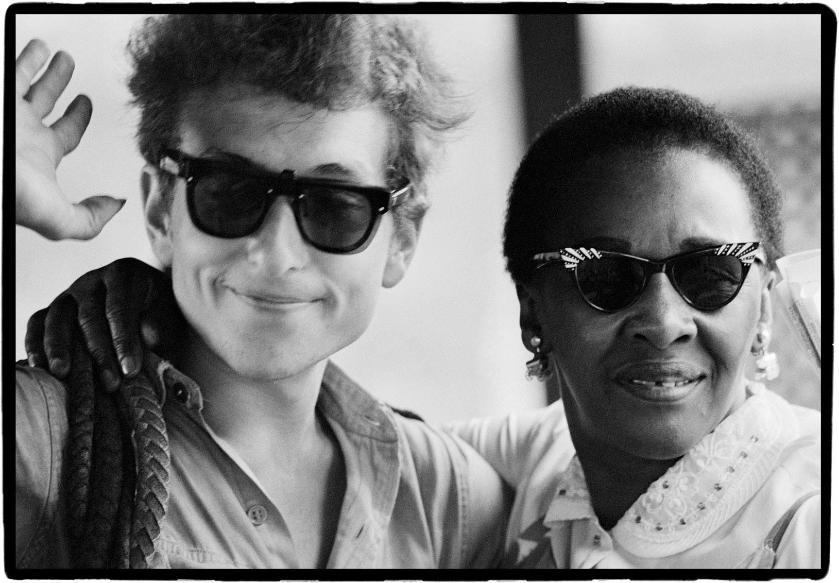 Victoria was a blues singer / songwriter and a mentor to young Dylan. She had her own recording company.