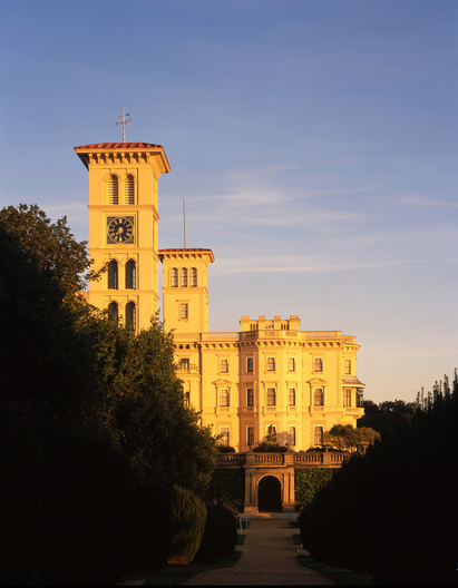 Osborne House            &nbspEnglish Heritage