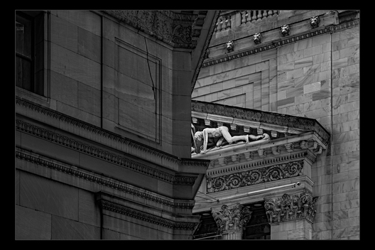 Frieze, Stock Exchange.