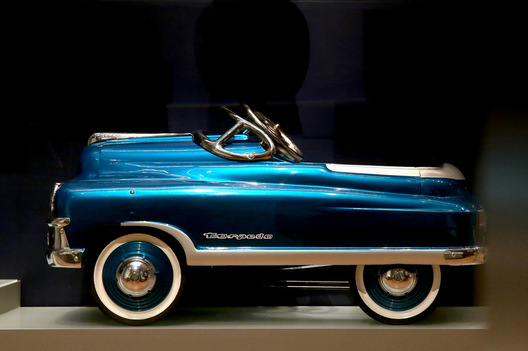 Torpedo Pedal Car - Boston Museum of Fine Arts