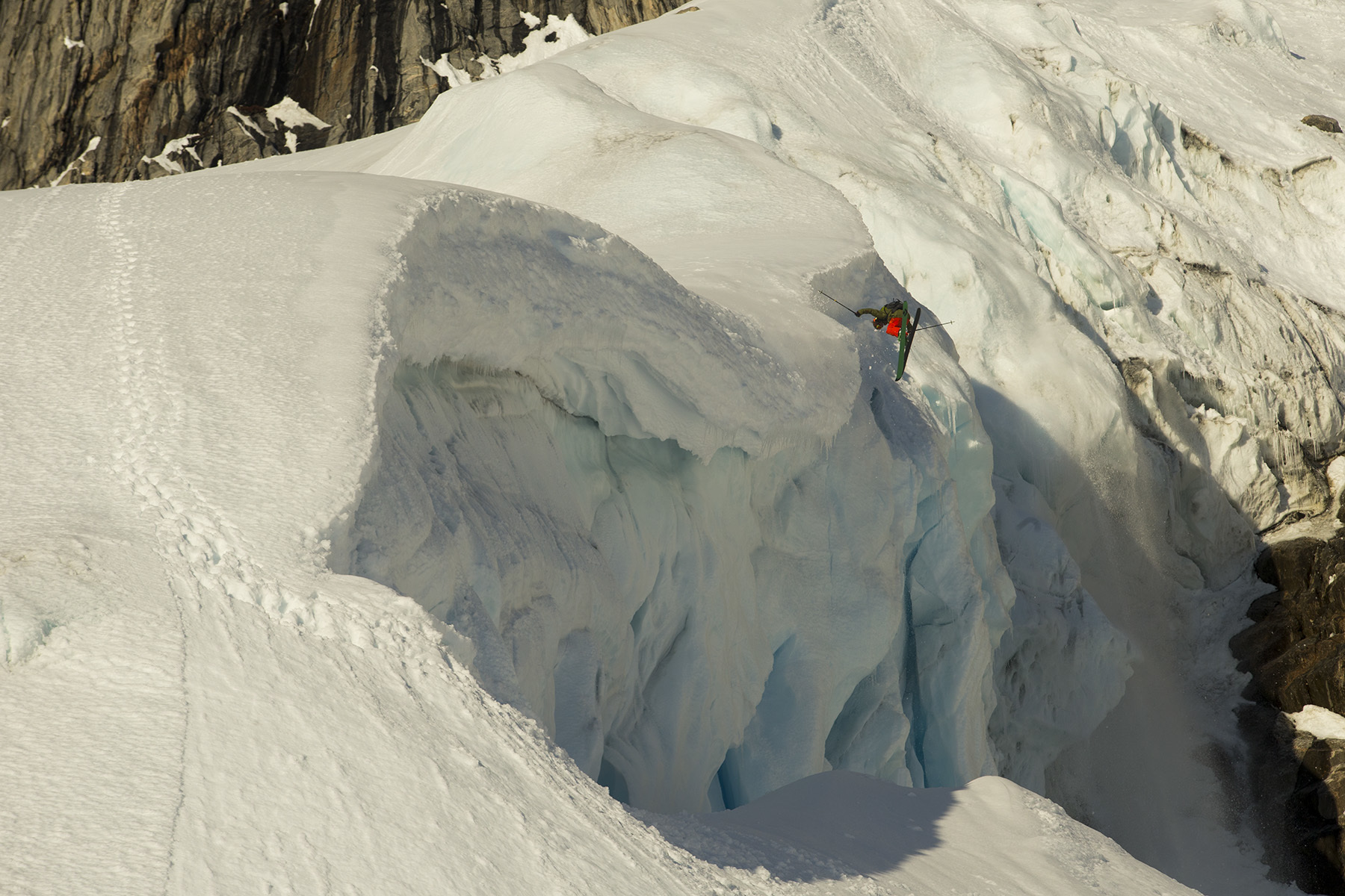 John Collinson, Southeast Greenland