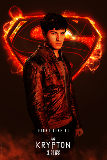 KRYPTON -- Season:1 -- Pictured: -- (Photo by: Gavin Bond/Syfy)