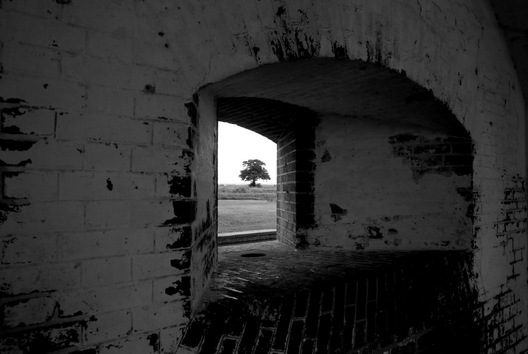 Fort Pulaski - Chatham County, Georgia