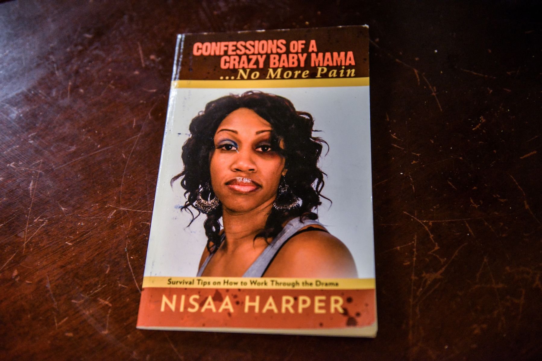 Nisa is a college graduate, a single mother of four, a community activist, motivational speaker and published author.