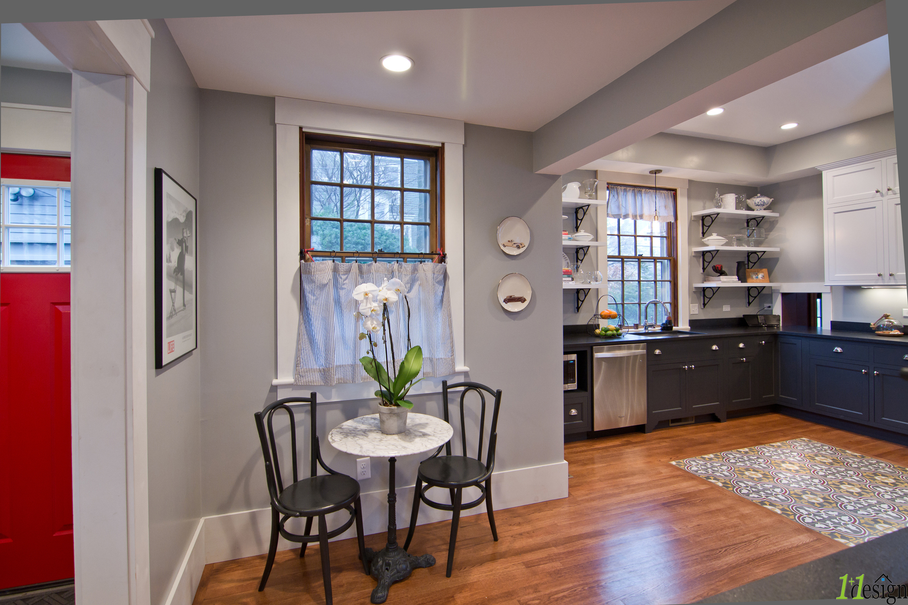 A Period Renovation To A Vintage Queen Anne Ship Captainu0027s Home In The  Carruth Neighborhood Of
