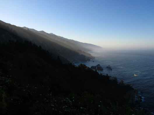Near Big Sur, California