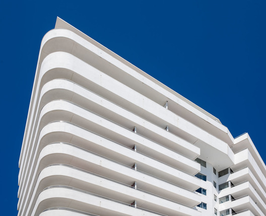 3201 Collins Ave., Miami Beach, FL  -  Roy F. France, Inc., architects