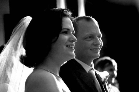 wedding photograph by Chris Volpe