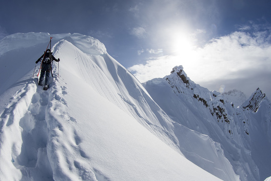 Ian McIntosh, Tordrillo Mountains, Alaska