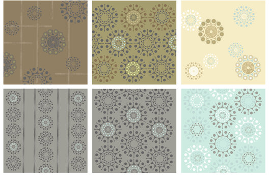 Surface pattern for a range of homeware and outdoor products.