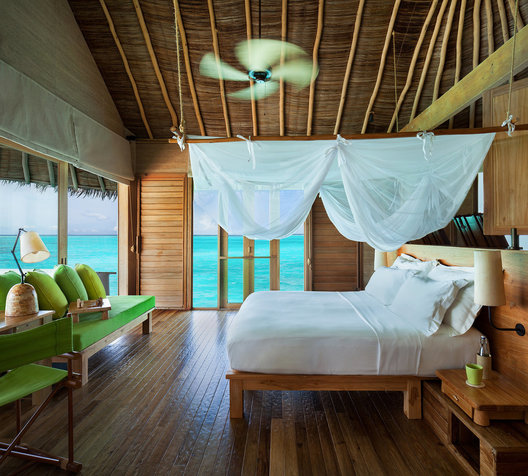 Ocean Villa Interior