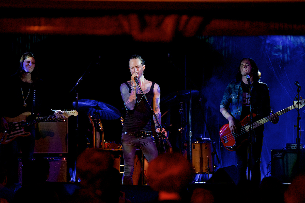 Jimmy Gnecco The Cutting Room New York, NY May 10, 2018  DerekBrad.com