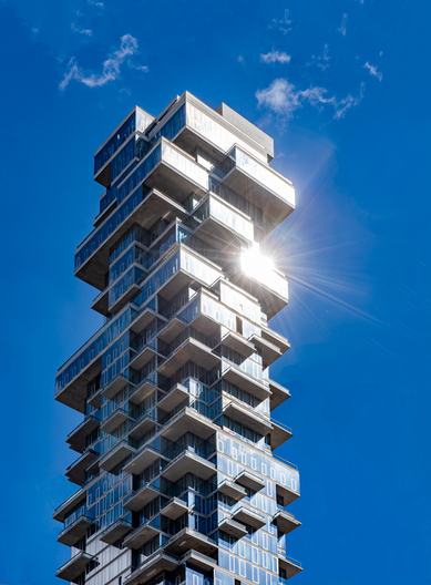 New York, NY   -   Hertzog & de Meuron, architects