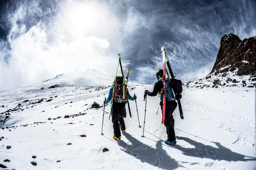 Trip to Mexico to ski Pico de Orizaba with Jackson Bodtker and Seth Gillis