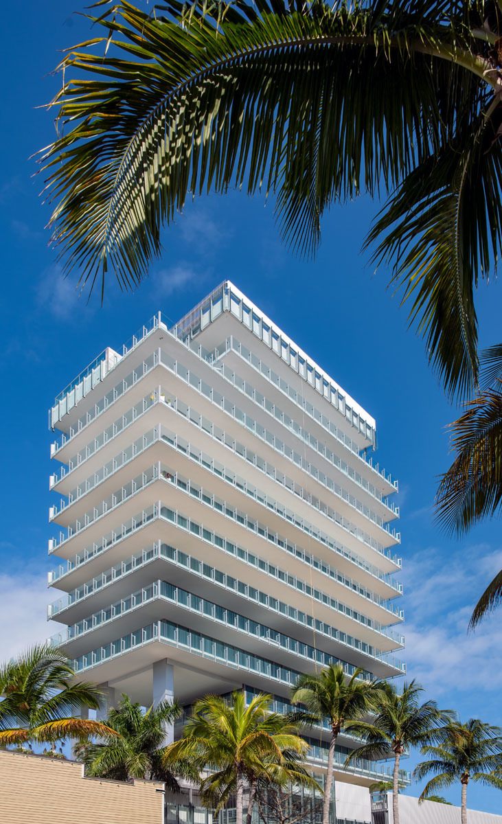 120 Ocean Dr., Miami Beach, FL  -  Rene Gonzalez Architect