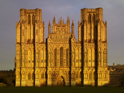 Wells Cathedral            &nbspCountry Life