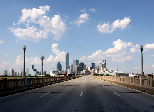 N. Zang Boulevard - Dallas, Texas