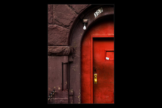 brooklyn doorway