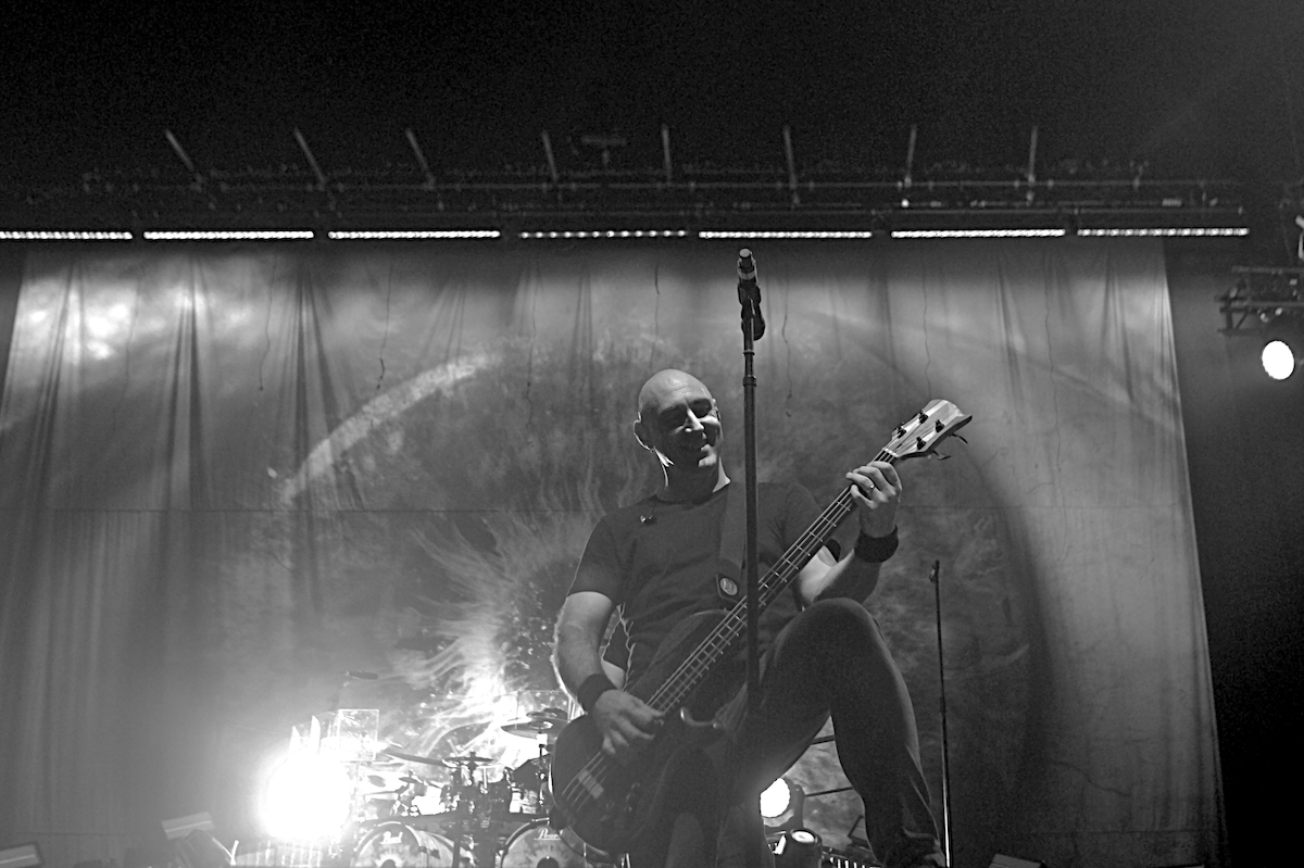 Breaking Benjamin BB&T Pavillion  Camden, NJ August 9, 2019  DerekBrad.com