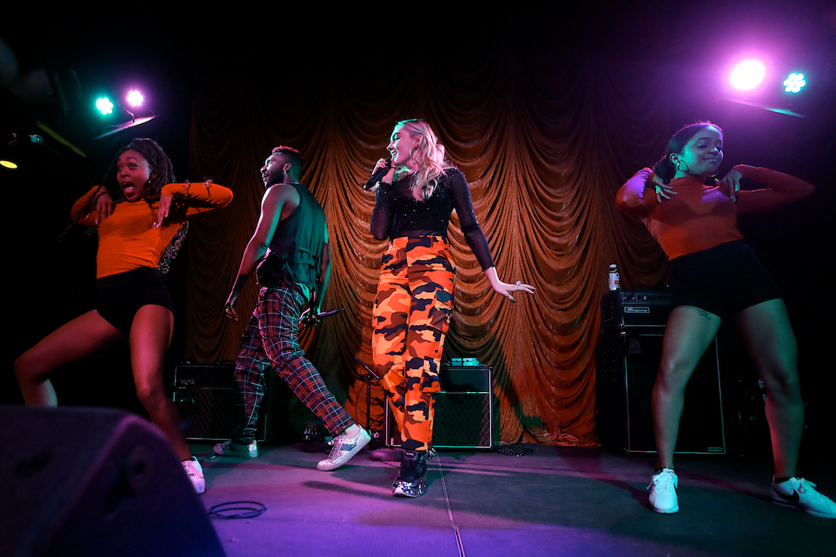 Meg Donnelly The Foundry Philadelphia, Pa July 24, 2019  DerekBrad.com