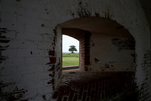 Fort Pulaski, Savanah River - Chatham County, Georgia