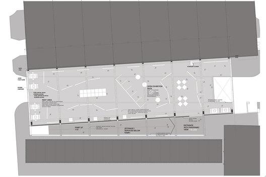 and lab museum contemporary art shanghai architecture plan2