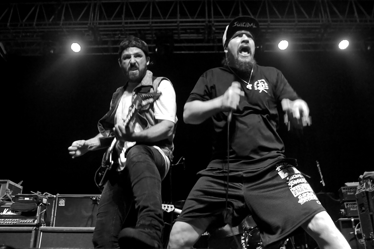 Suicidal Tendencies Franklin Music Hall Philadelphia, Pa September 22, 2019  DerekBrad.com