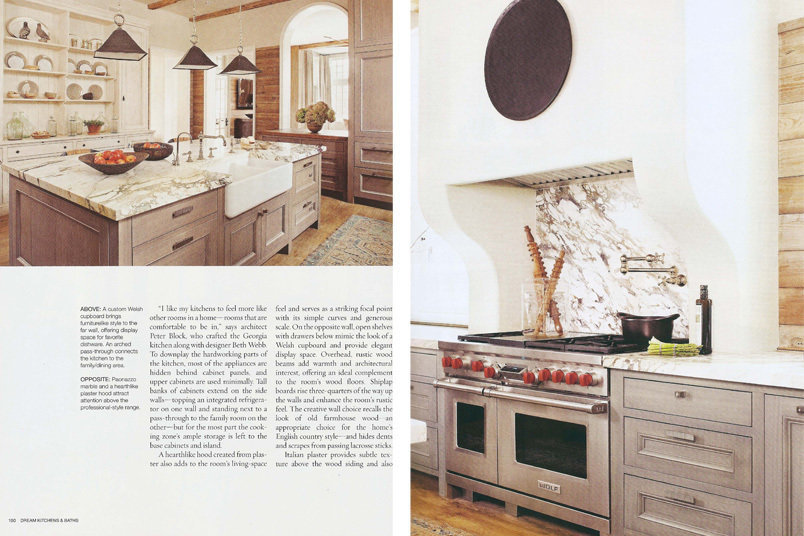 Dream Kitchens & Baths Winter 2012