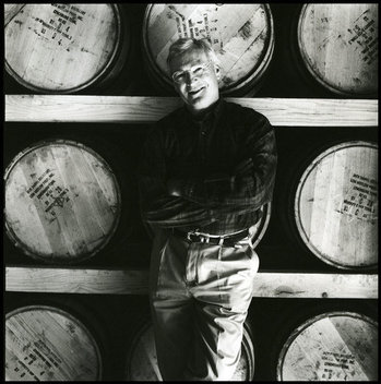 """One of our jobs is to make sure that the taste of the product remains the same.  Of course we have changed the way we make the product.  But if Jack Daniel could come back today and see what we're doing, he would probably tell us that we're behind the times.  He was such a visionary."""