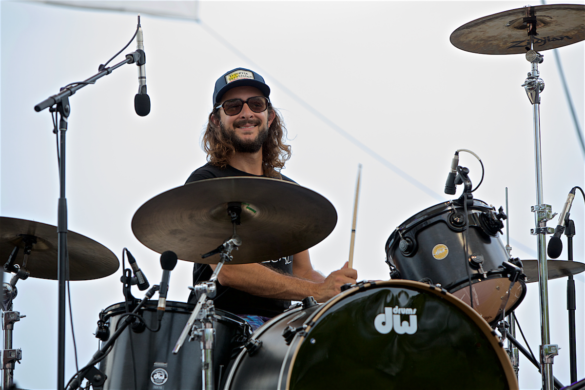 Lukas Nelson & Promise of the Real 25 Years of XPoNential Music Festival  River Stage Camden, NJ July 27, 2018  DerekBrad.com